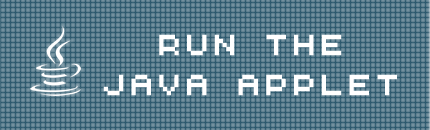 RUN JAVA APPLET