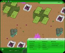 A medium-sized alien colony