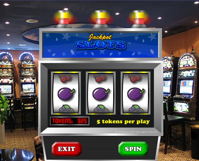 The slot machine game