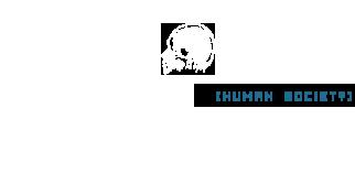 [HUMAN SOCIETY]